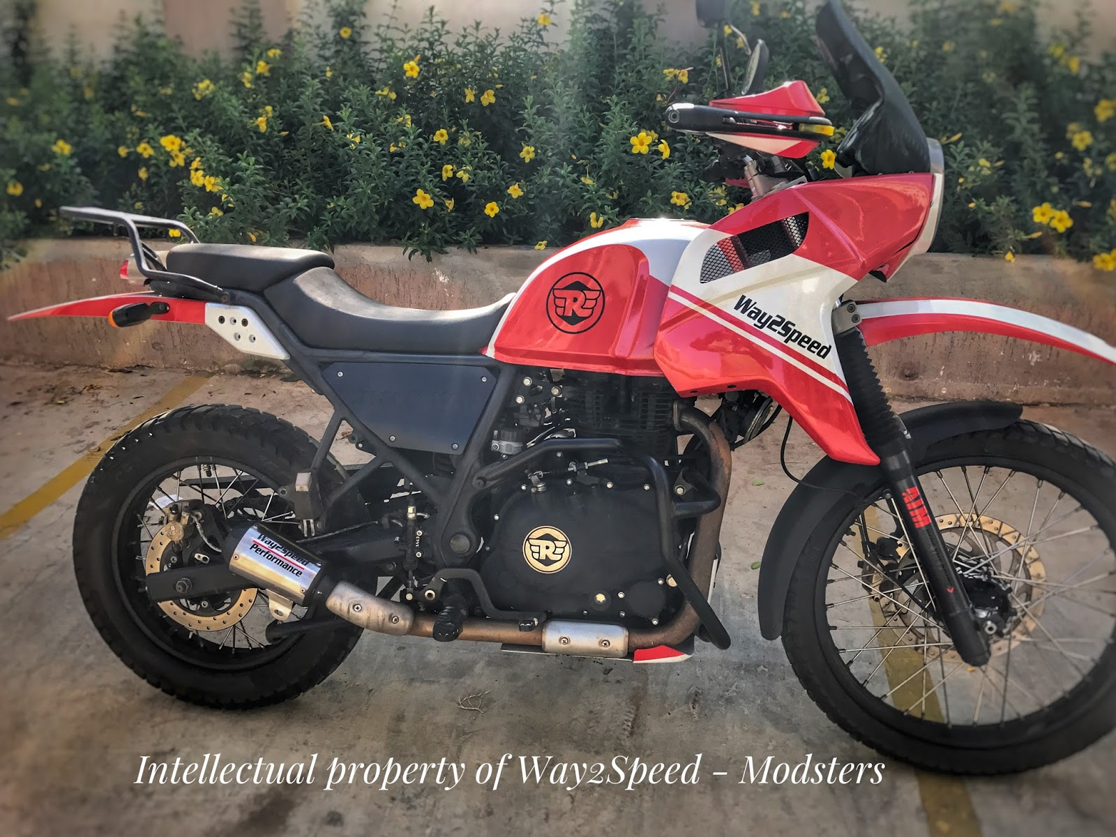 Custom Royal Enfield Himalayan Dual Sport By Way2Speed Performance | MODIFIED Royal Enfield Himalayans | custom royal enfield himalayan | royal enfield himalayan modified images | re himalayan modifications | royal enfield himalayan modified exhaust | himalayan modified | royal enfield himalayan modifications