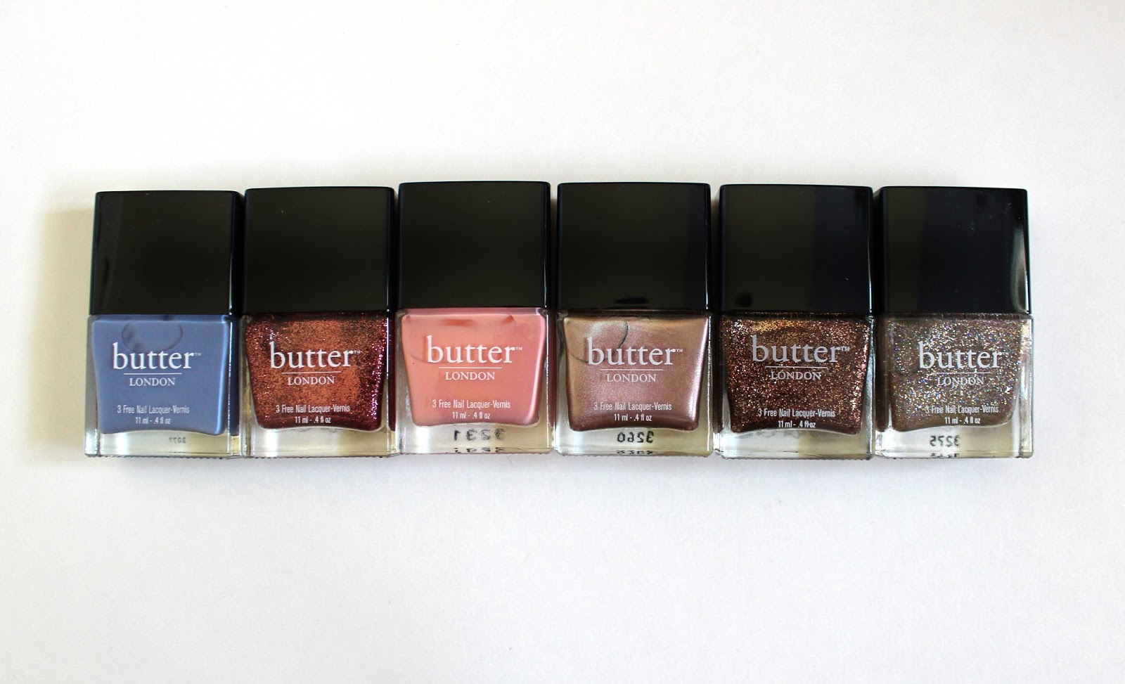 Butter Nail Polish 3 Free - Creative Touch