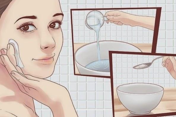Tips: Dile adiós a los puntos negros de la nariz con bicarbonato de sodio.