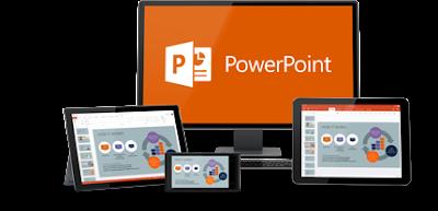 Buka Program PowerPoint