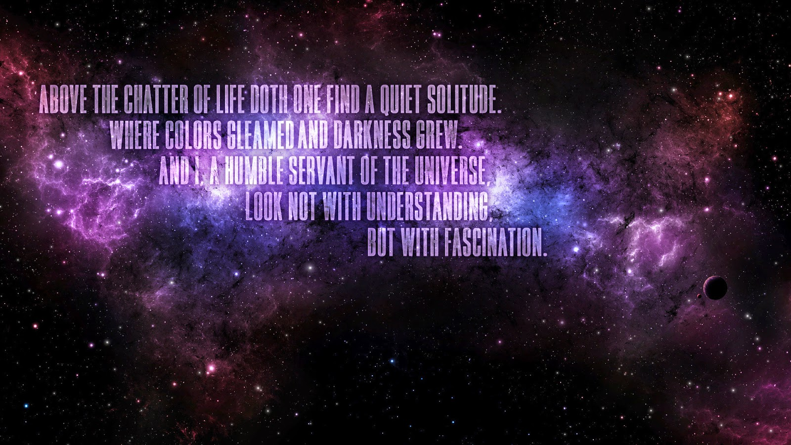 galaxy quotes love - photo #23