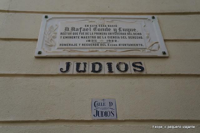 bairro judeu de Córdoba, Espanha