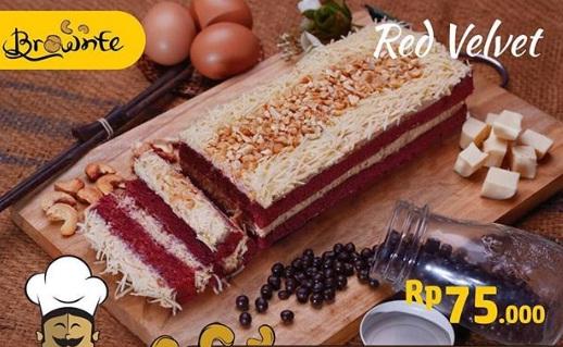 brownte kendari red velved