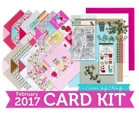 Simon Says Stamp February Card Kit Winner