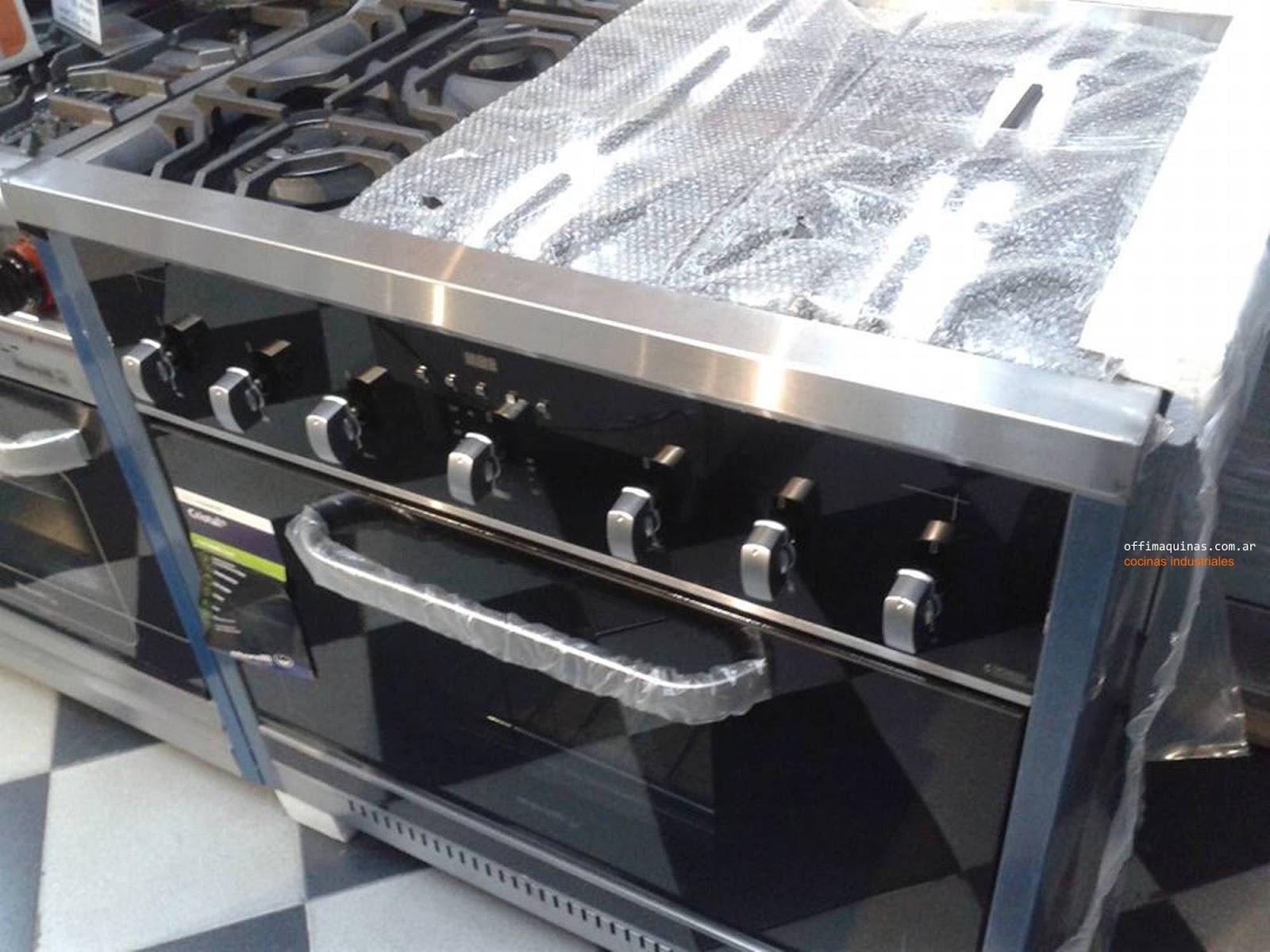 Cocinas industriales familiares for Cocinas industriales a medida