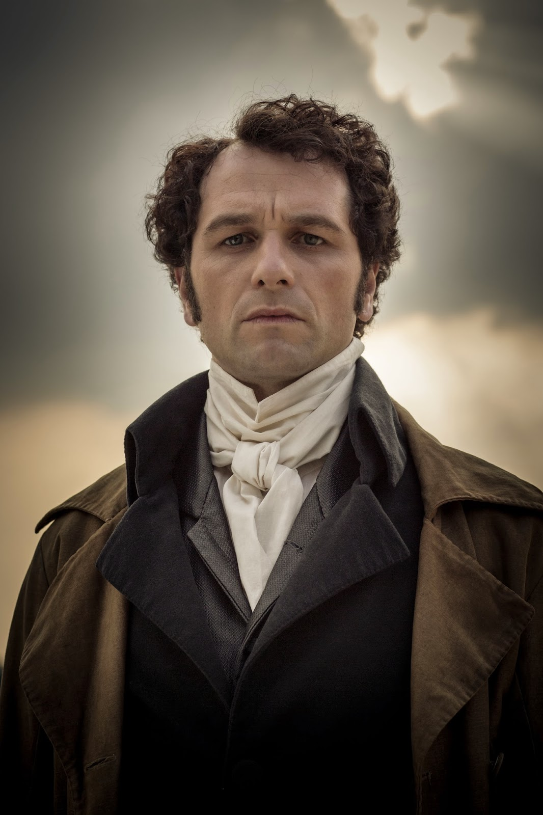 Death Comes to Pemberley - Darcy