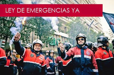 Ley de emergencias ya
