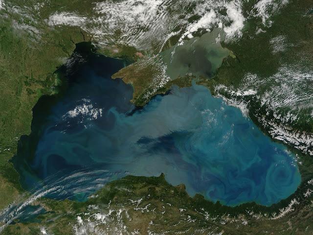 Resultado de imagem para diluvio do mar negro