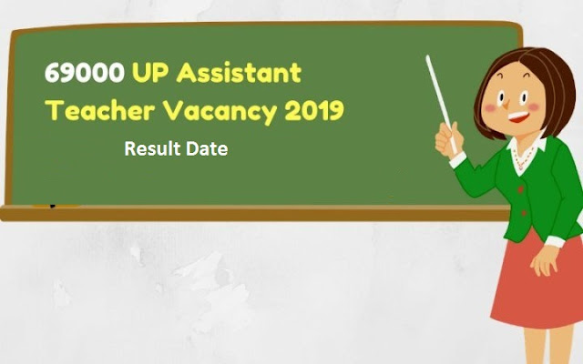 UP Assistant Teachers Result Date 2019