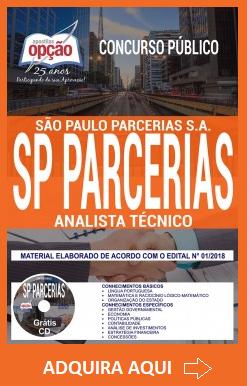 apostila-digital-sp-parcerias-2018-analista-tecnico-impressa