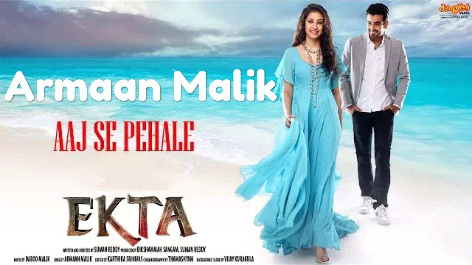 Aaj Se Pehle Armaan Malik Guitar Chords Tgtutorials