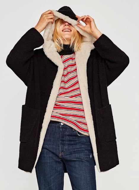 Zara Hoodie Jacket