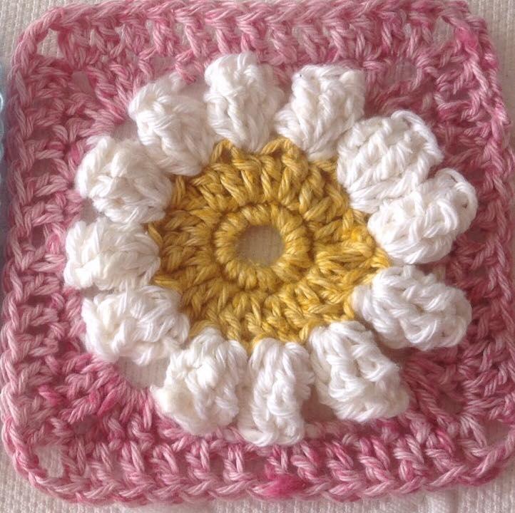Susan Pinner Popcorn Flower Collarcowl