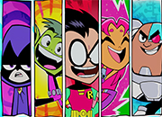 Teen Titans Slash of Justice
