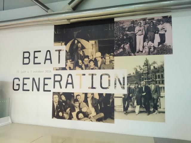 """Exposition """"Beat Generation"""" au Centre Pompidou du 22 juin au 3 octobre 2016"""