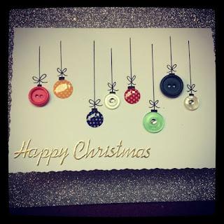 Najpiękniejsze ręcznie wykonane kartki świąteczne.