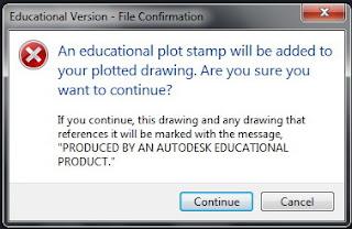 cach khac phuc loi an autodesk educational product