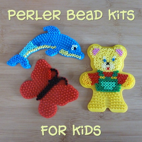 Perler beads kids craft supplies kits sets