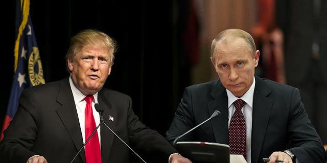Στα «μαχαίρια» Τραμπ - Πούτιν για τη Συρία
