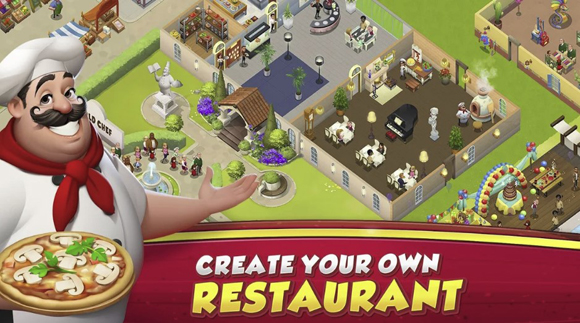 World Chef Mod Apk for Android