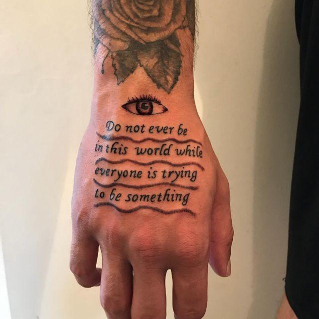 Koleksi Gambar Tato-Tato Keren Terbaru 2018 | Best Tattoo Design Collection