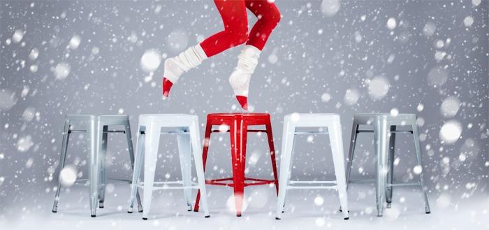 Esta Navidad regala diseño y Sorteo Eames.