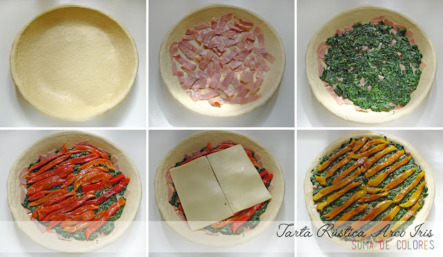 Tarta-Rustica-Arco-Iris-Montaje