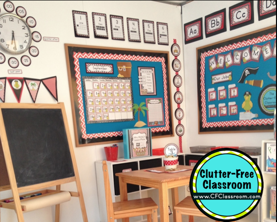 Pirate Themed Classroom - Ideas & Printable Classroom ...