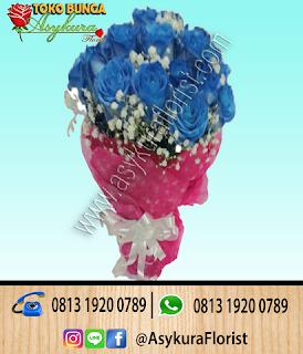 Hand Bouquet Bunga Tangan