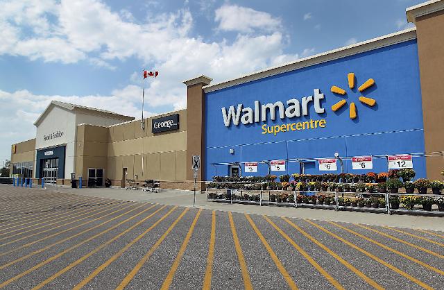 Walmart em Nova York