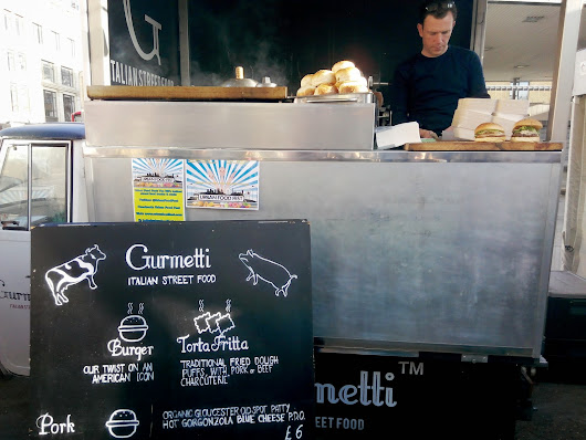 Shoreditch and Urban Food Festival | All the food from every part of the world!