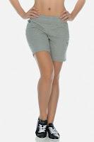 Pantalon scurt PUMA pentru femei ESS SWEAT SHORTS