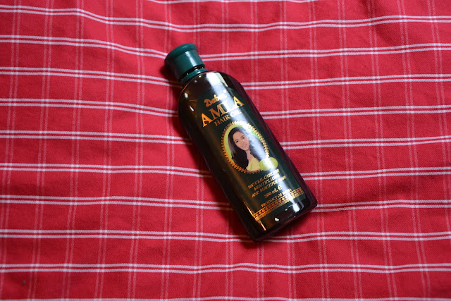Review: Dabur Amla Hair Oil