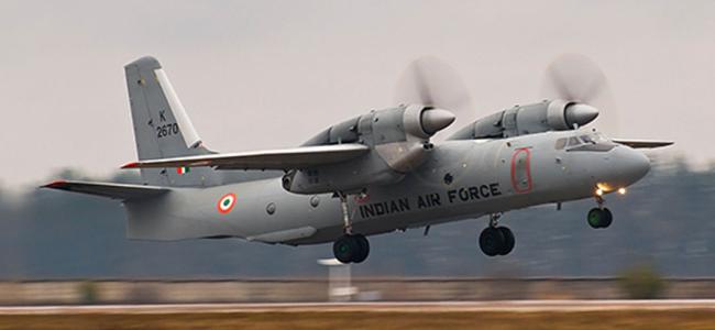 Ан-32 ВПС Індії