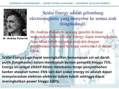 scalar energy milagros