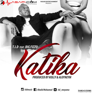 T.I.D Ft. Big Fizzo - Katika Audio Cover