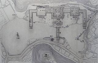 永福寺伽藍配置図