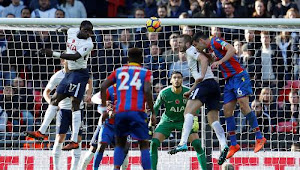 Prediksi Skor Tottenham vs Crystal Palace 04 April 2019