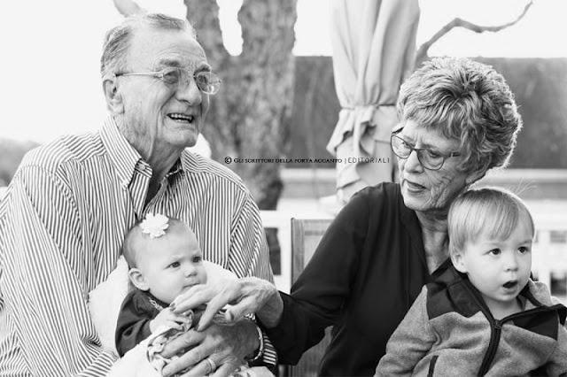 I nonni - Festa dei nonni
