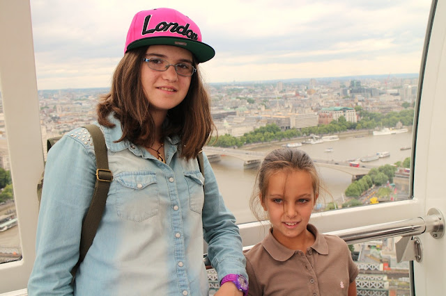London-Eye, londres