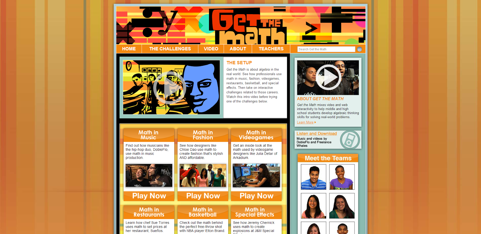 Learning Never Stops 56 Great Math Websites For Students