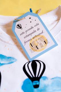etiqueta niño camiseta personalizada para niños