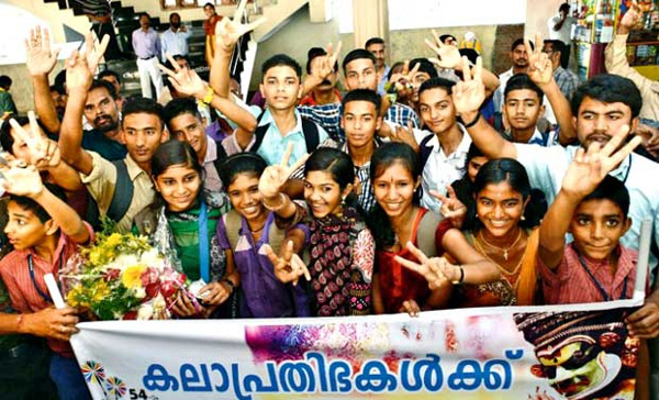 Kerala state school festival begins, Alappuzha, News, Local-News, Trending, Students, Education, State School Fest, Kerala.