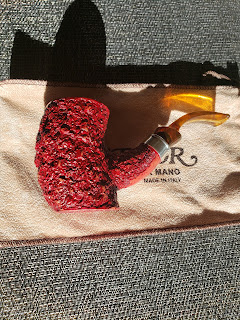 rusticated new pipe sitter color ladies life tobacco