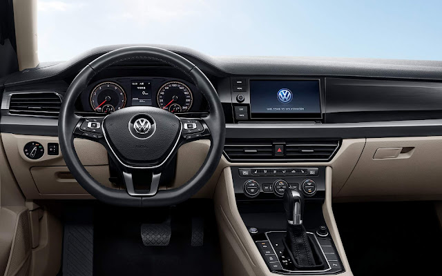 VW Lavida Plus 2018