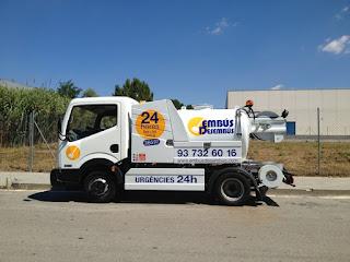 Urge camión cisterna para limpieza de depósitos de agua