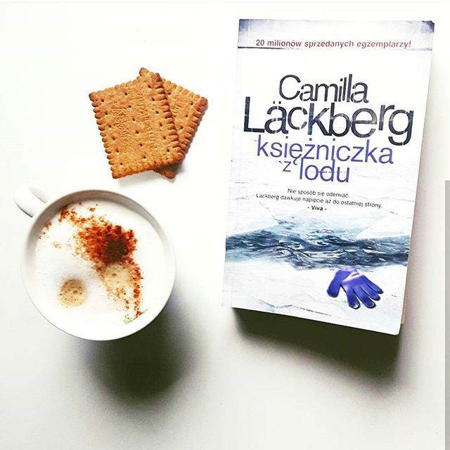"""KSIĘŻNICZKA Z LODU"" CAMILLA LÄCKBERG"