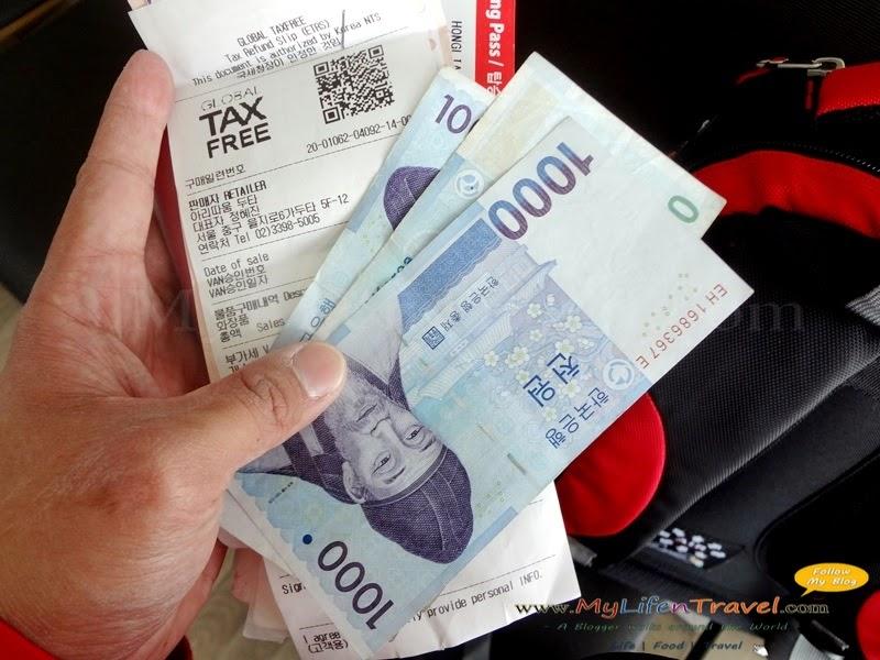 仁川國際機場退稅 @ 韓國自駕游- 第八天(第4部分)   旅游博客王宏量