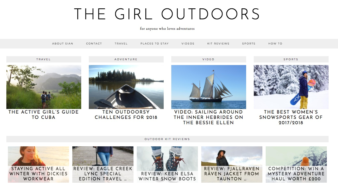 get outdoors champion blogs 2 the girl outdoors
