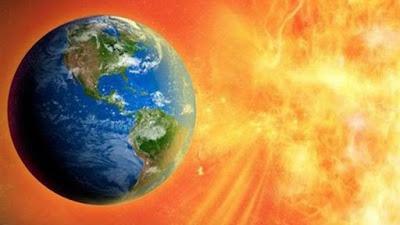 العاصفة الشمسية المدمرة